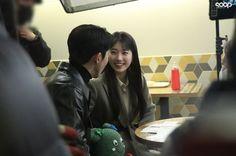 Nam Joohyuk, Joo Hyuk, Tv Couples, Bae Suzy, Actor Model, Korean Drama, Besties, Behind The Scenes