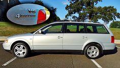 2001 VW Passat V6 4Motion | eBay No Reserve