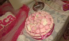Torta marshmallowpink