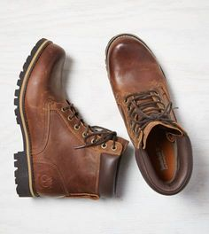 Timberland Earthkeepers Rugged 6 Waterproof Boot Dark Brown American Eagle Outers