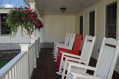 Porch, Patio Inspiration.