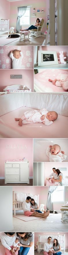 pretty in pink - newborn photography  CK Design & Photo - Lifestyle family, newborn and kids Photographer