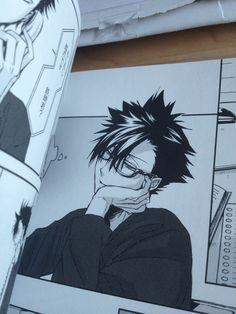 """""""HAVE YOU EVER SEEN KUROO TETSUROU WITH GLASSES ON?I SHALL GIVE YOU KUROO…"""
