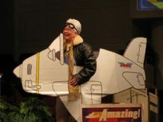 airplane prop ideas for VBS