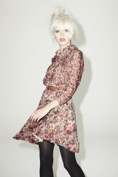Look book french conection 2012