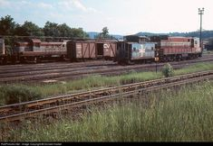 RailPictures.Net Photo: CP 8435 Canadian Pacific Railway FM H24-66 at White River Junction, Vermont by Donald Haskel