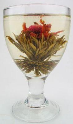 """""""Love Game Flowering Tea from Dragon Tea House"""" by Sororiteasisters"""