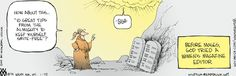 10 Great Tips...    - 'Non Sequitur' by Wiley;  1/28/14