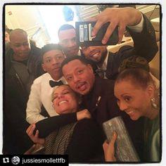 http://EmpireBBK.com #Repost @jussiesmollettfb with @repostapp  Love this pic and his smile ist so beautiful  #JussieSmollett #JamalLyon #TerrenceHoward #LuciousLyon #Yazzthegreatest #HakeemLyon #TraiByers #AndreLyon #EmpireFox