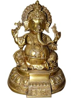 Mogul Interior Designs: Lambodara: Secret of Ganesha's Grand Belly