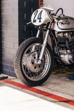 Habermann & Sons Classic Motorcycle Clothiers — BMW R65 by Jerikan Motorcycles