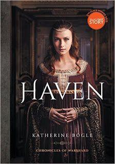 Literary Flits: Haven by Katherine Bogle