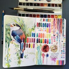 New gcse art sketchbook layout birds Ideas Gcse Art Sketchbook, Sketchbook Cover, Sketchbooks, A Level Art Sketchbook Layout, Textiles Sketchbook, Art Journal Pages, Art Journals, Arte Gcse, Art Sketches