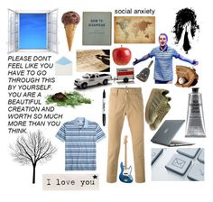 """""""Dear Evan Hansen """" by erose31415 ❤ liked on Polyvore featuring art and YouWillBeFound"""