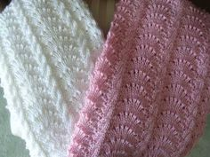 $38  ShopHandmade - Cables and Crowns Blanket.  Beautiful hand knit baby…