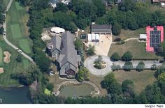R. Kelly Mansion Bought by Bank in Foreclosure Auction #RealEstate #RKelly