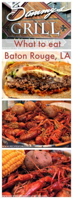 Sammy's Grill Baton Rouge, LA Sammy's Grill Baton Rouge, LA http://recipesforourdailybread.com/2014/06/26/sammys-grill-review-baton-rouge-la/