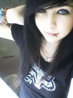 cute emo girl - Buscar con Google