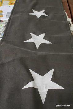 Tähti-pöytäliina