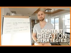 Content Creation Strategies: How To Create Content Online - YouTube