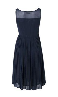navy bridesmaid dress?