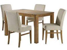 mesa com quatro cadeiras - Pesquisa Google