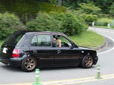 Micra k11 Micra K11, Nissan March, Kei Car, Wide Body, Japanese Cars, Jdm, Cars And Motorcycles, Racing, Vehicles