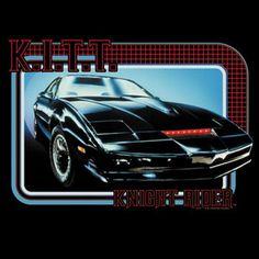 Knight Rider KITT T-Shirt