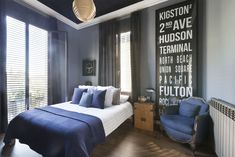 10 Ways to Make a Big Bedroom Feel Cozy | Apartment Therapy Big Bedrooms, Girls Bedroom, Large Bedroom, Bedroom Ideas, Master Bedroom, Bedroom Colors, Master Suite, Bedroom Decor, Simple Apartment Decor