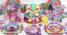 My Little Pony Birthday Party Supplies