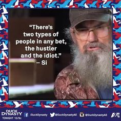Duck Dynasty ~ Uncle Si