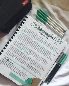 Bullet Journal Lettering Ideas, Bullet Journal Notes, Bullet Journal Writing, Bullet Journal School, Bullet Journal Ideas Pages, School Organization Notes, Study Organization, School Notes, Cute Notes
