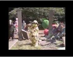 Keshi monster Takeshi's Castle, World, Youtube, Painting, Art, Art Background, Painting Art, Kunst, Paintings