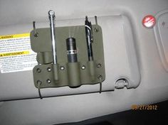 Latest Kydex projects - Pirate4x4.Com : 4x4 and Off-Road Forum