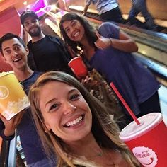 Capturing a piece of your childhood is one of our favorite movie watching experiences. Glad you and your crew enjoyed a #RegalMovies moment during #TheJungleBook, @laur_akins!