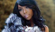 Brandy| Wedding hairstyles| jet black hair| beautiful black women| dark skin black hair