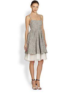 Philosophy Layered+Dress