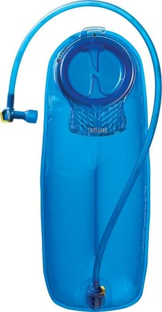 CamelBak Antidote Reservoir 100oz. It's always great idea to have an extra reservoir filled and ready to replace your depleted one, especially for the Crossing!