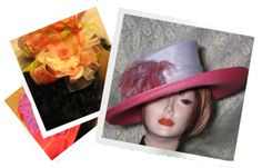 we make one of a kind hats and fascinators for women who dare to be different. Our pieces are wearable art. RCMoore for the Unique Individual...because no one is quite like you.