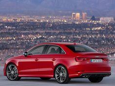 carros: AUDI S3 SEDAN CHEGA AO BRASIL POR R$ 207.980 Model...