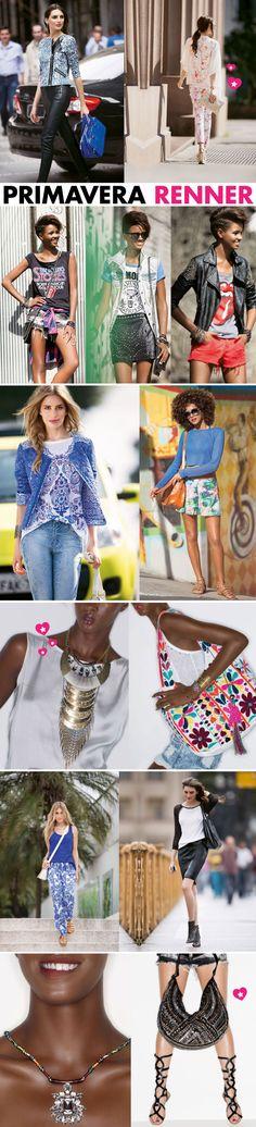 preview, primavera, verão, renner, 2013, maxi colar, acessorio, estampa, primavera, gladiadora, bolsa, trico, couro, neck party