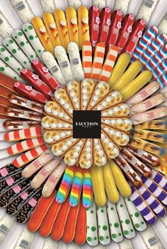 "Fauchon, Paris. Colors of ""gourmandise"". Choux pastry class in english in Paris: www.patisseriealacarte.com"