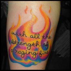 My tattoo! By Loki Shane DeFriece. #disneytattoo #colortattoo #mulan…