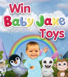 Win a Baby Jake Prize Package - exp nov 25 - http://womenfreebies.co.uk/competitions/baby-jake-prize-pack/