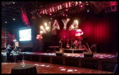 Showcase Live. Avaya PCD. Corporate event.