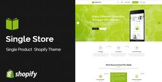 "This ""Single Store Theme "" is Ideal for stores with small- to medium-sized inventories especially customer who are willing to sell single product with shopify store, Designed to let your store look great no matter what type of business you run. Features include a rearrangeable homepage, Slider, Custom CMS block to present product data, FAQ, product video , Ajax cart, Wishlist, Product swatches and the ability to showcase a single product at home page itself with product options(Variants)."