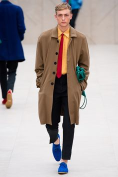 Burberry Prorsum / Christopher Bailey // SS14 / RTW MEN // LFW // Ph: Yannis Vlamos