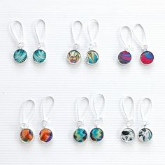 Beautiful range of earrings from  Vivid Sister  Sometimes it's the simply photo that grabs you. ❤♥️""
