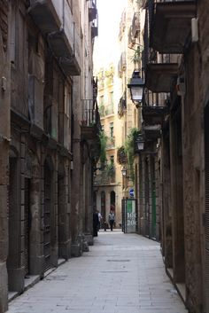Barcelona, Spain | 32 Enchanting Alleys To Get Lost Down Around The World