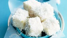 Little white lamingtons